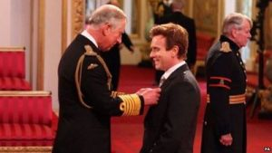 Ewan McGregor OBE 28 June 2013