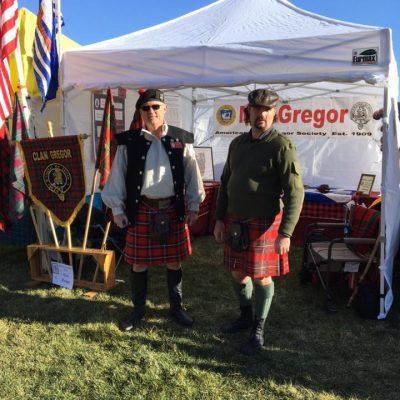 Utah ACGS MacGregors at Scots on The Rocks, Moab, Utah
